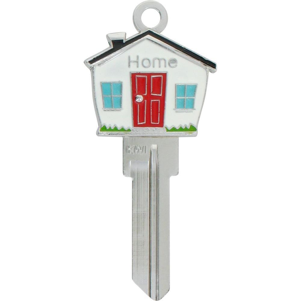 #68 3D House Shape Key
