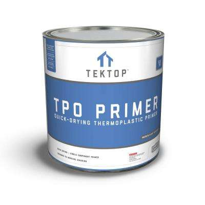 TekTop 1 Gal. Blue TPO Single Component Roofing Primer