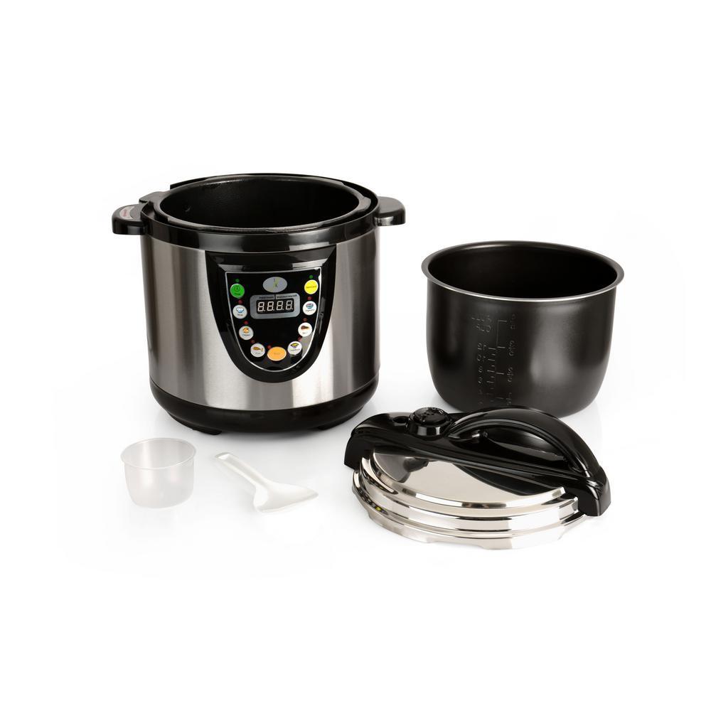 TFK 6.3 Qt. 18/10 Stainless Steel Pressure Cooker