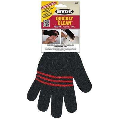 Quickly Clean Glove