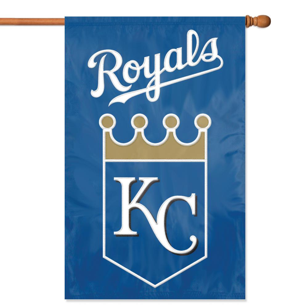 Party Animal Kansas City Royals Lique Banner Flag