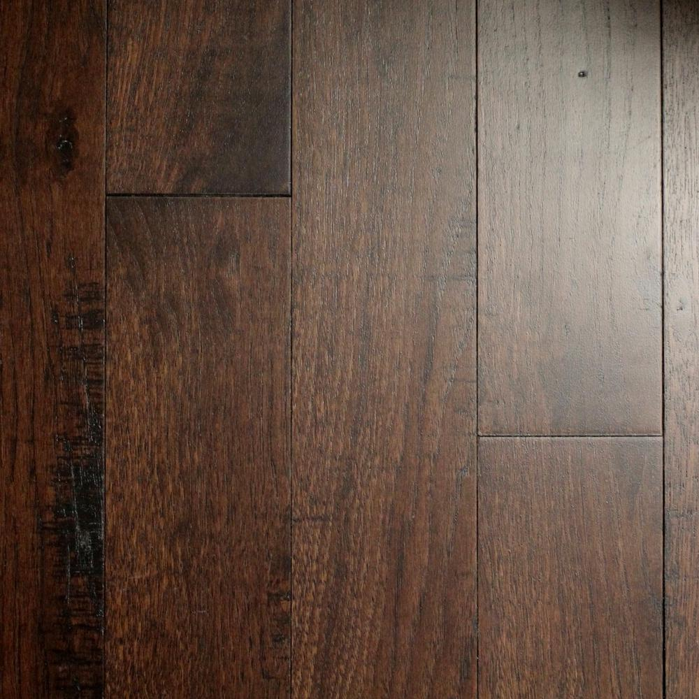 Band Sawn Brandy Hickory 3/4 in. Thick x 3-1/4 in. Wide x Random Length Solid Hardwood Flooring (22.5 sq. ft. / case)
