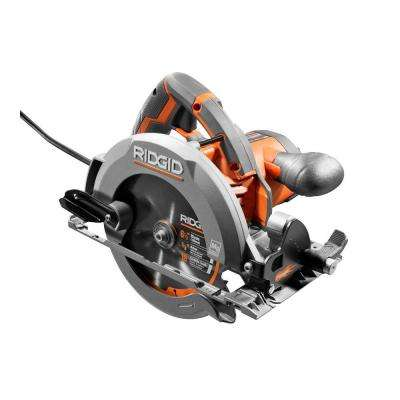 Fuego Reconditioned 12 Amp 6-1/2 in. Corded Magnesium Compact Circular Saw