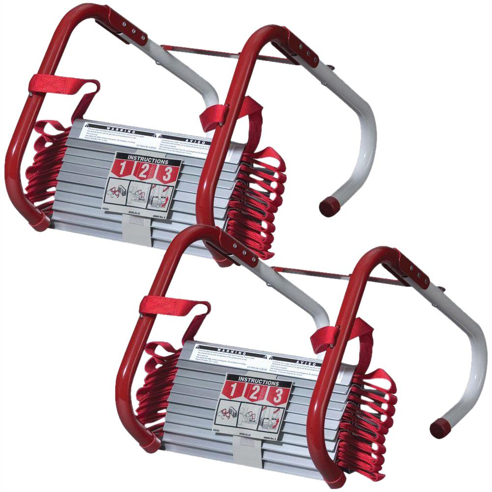 Kidde 2 Story Escape Ladder (2-Pack)