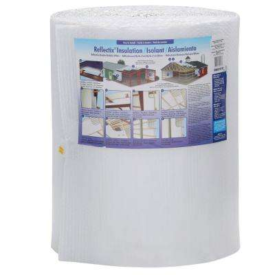 24 in. x 100 ft. White Single Reflective Insulation