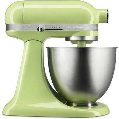 Artisan Mini 3.5 Qt. 10-Speed Tilt-Head Honeydew Stand Mixer