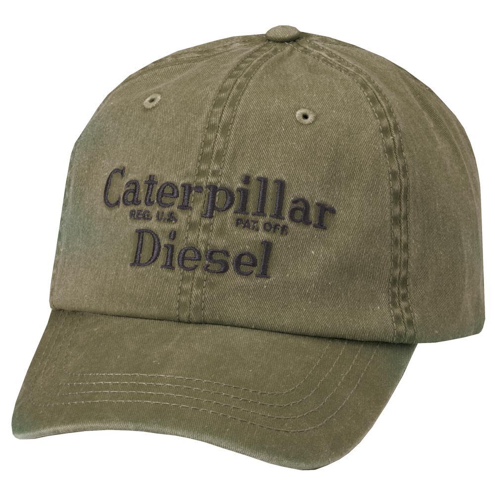 cat diesel trucker hat