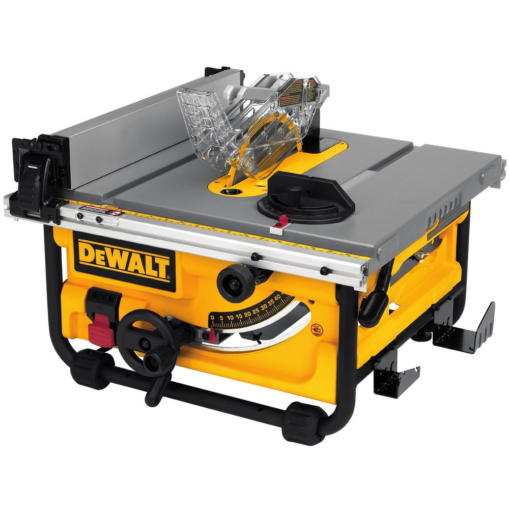 8-1/4 in. Compact Jobsite Tablesaw