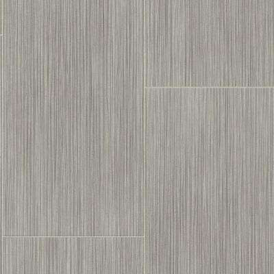 Grey Ceramic 12 ft. Wide Residential/Light Commercial Vinyl Sheet