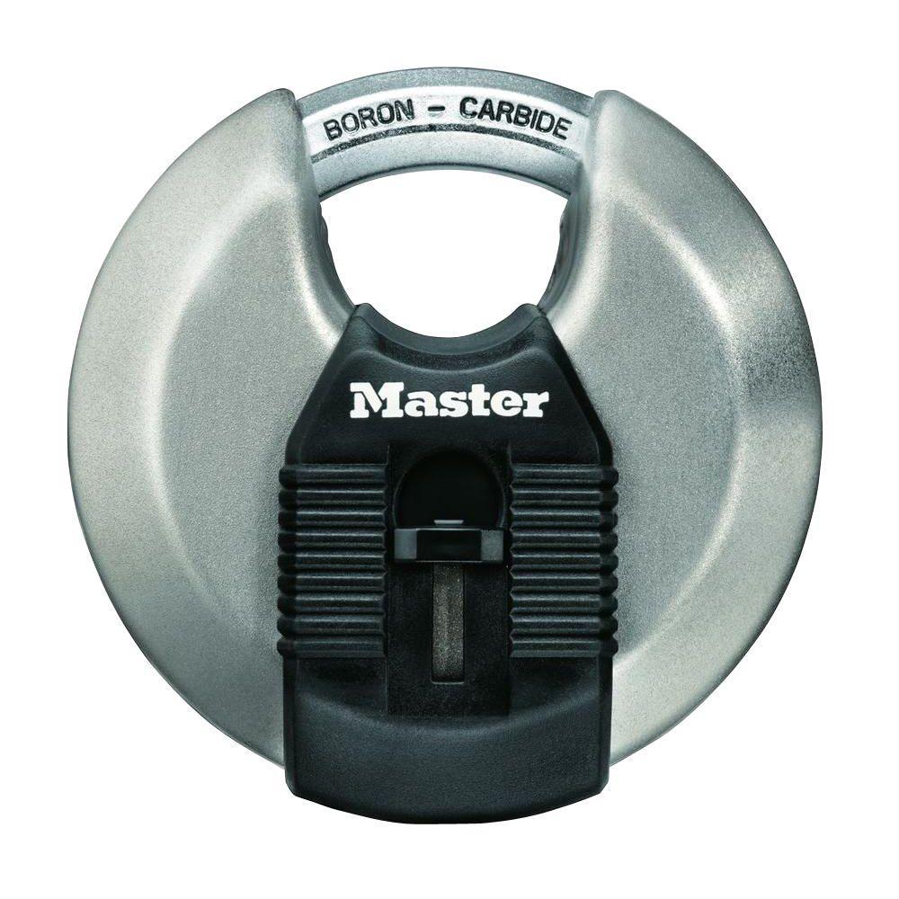 Master Lock Magnum 3-1/8 in. Shrouded Disc Padlock