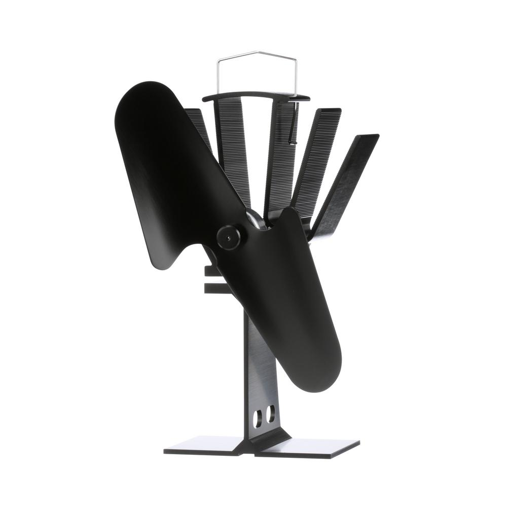 Original Small Wood Stove Fan-800CAXBX - The Home Depot