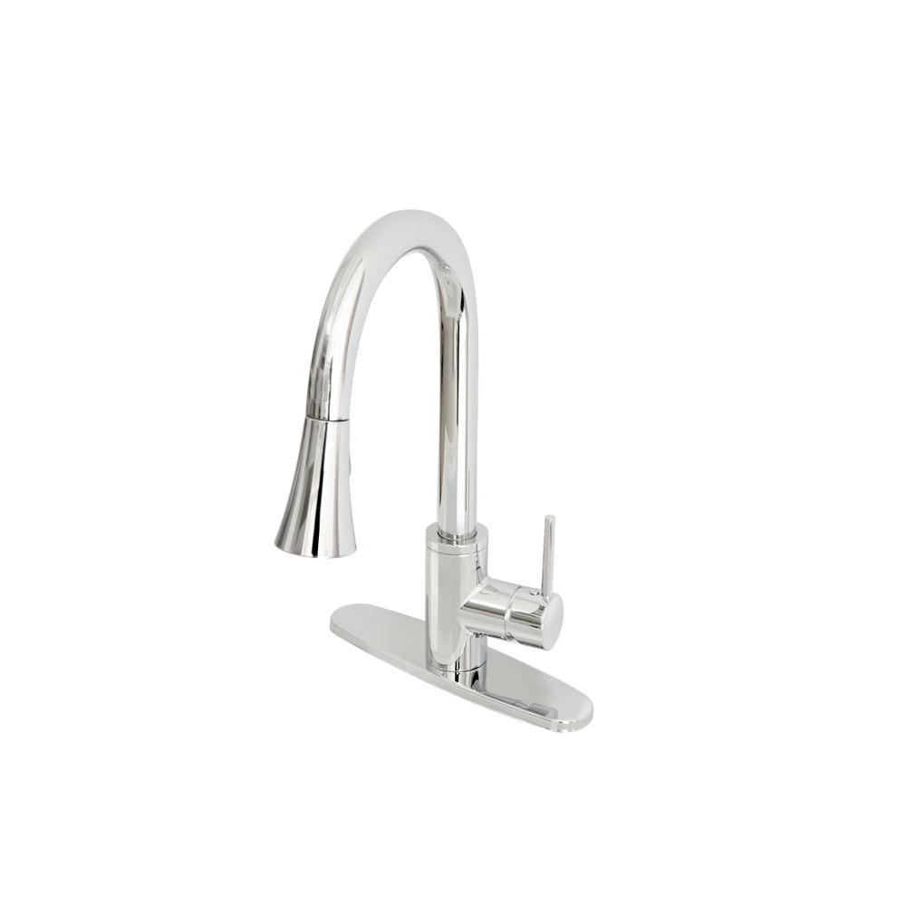 handheld sprayer deck faucets fr mount ss polished anzzi series faucet in p steel belle kitt with chrome stainless tub roman foret handle