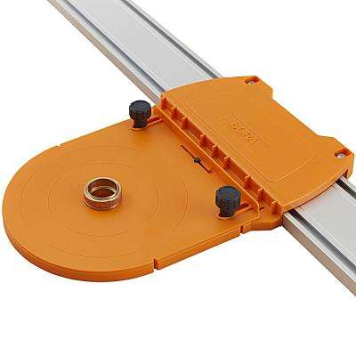 50 in. WTX Clamp Edge and Router Dado Guide
