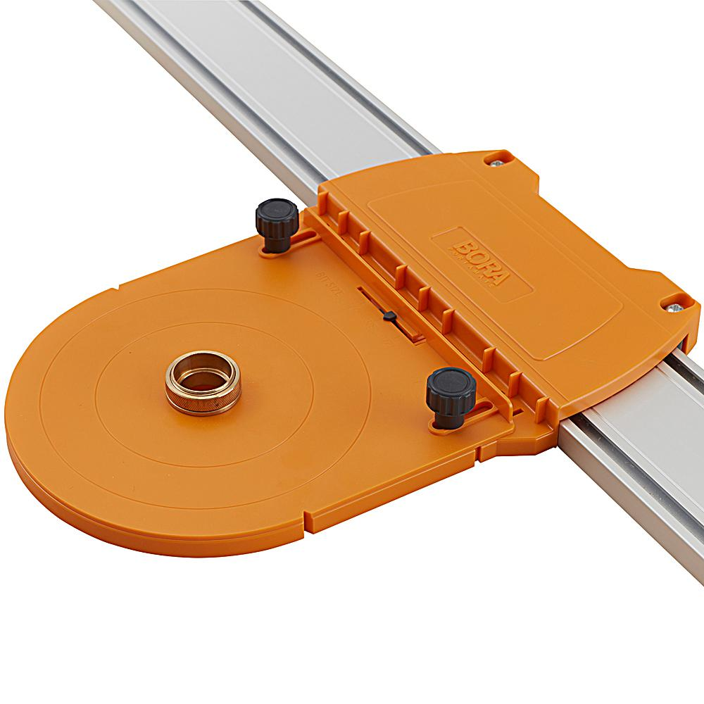 Bora 50 in. WTX Clamp Edge and Router Dado Guide