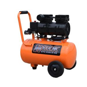 HULK POWER 6 Gal. 1 HP Portable Electric-Powered Horizontal Silent Air Compressor by HULK POWER