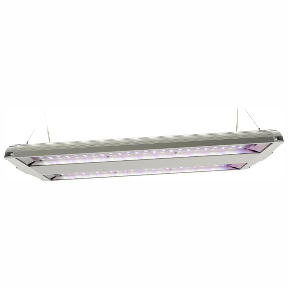 Feit Electric 14 In 82 Watt Integrated Full Spectrum Led Non Dimmable Indoor High Bay Plant Grow Light Fixture Daylight 2 Pack