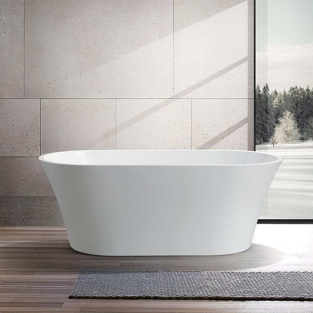 American Standard - White - Freestanding Bathtubs - Bathtubs - The ...