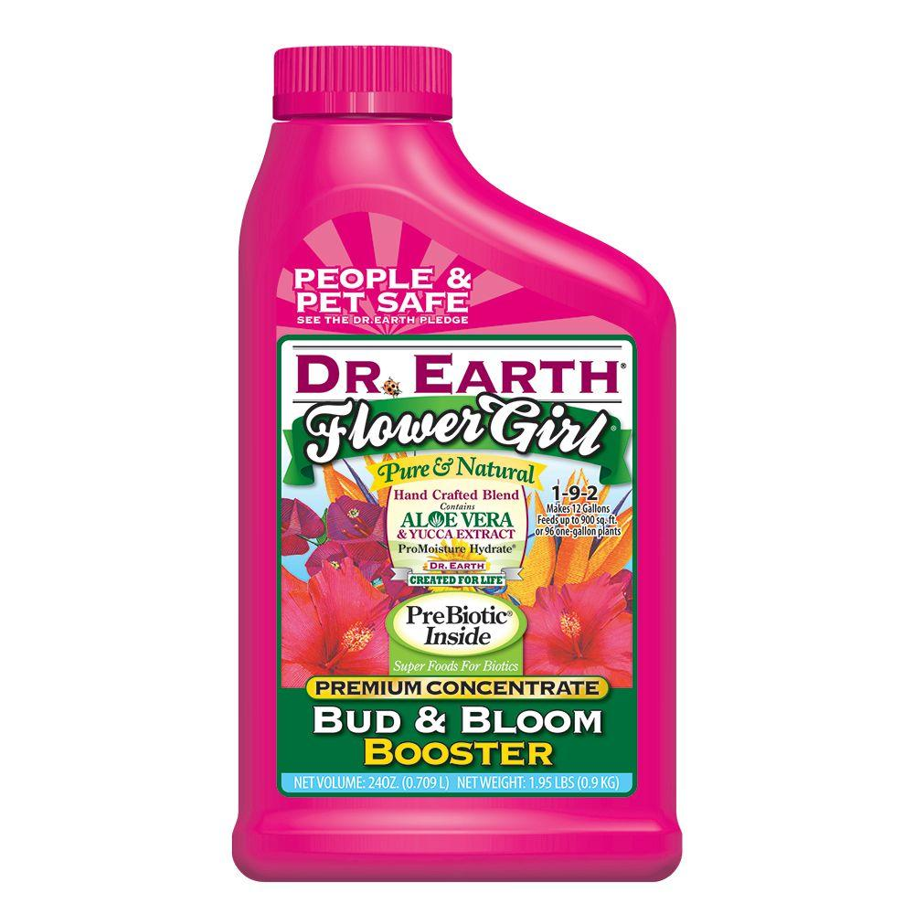 24 oz. Flower Girl Bud and Bloom Booster Concentrate Fertilizer