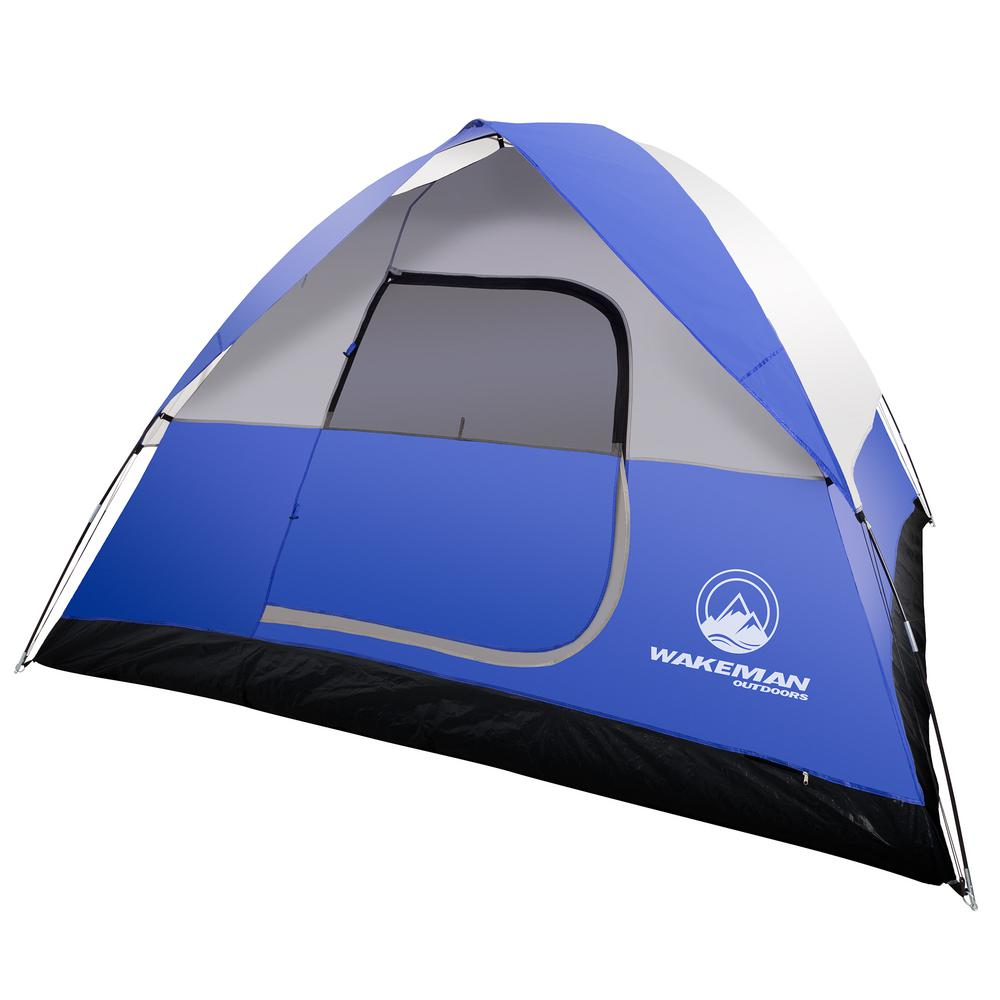Wakeman 6-Person Dome Tent  sc 1 st  The Home Depot & Wakeman 6-Person Dome Tent-M470027 - The Home Depot