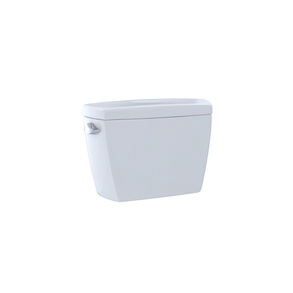 TOTO Eco Drake 1.28 GPF Single Flush Toilet Tank Only in Cotton White