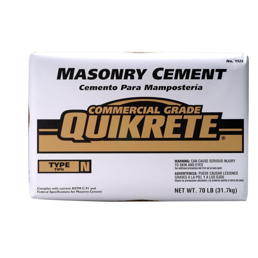 Quikrete 70 lb. Type N Masonry Cement