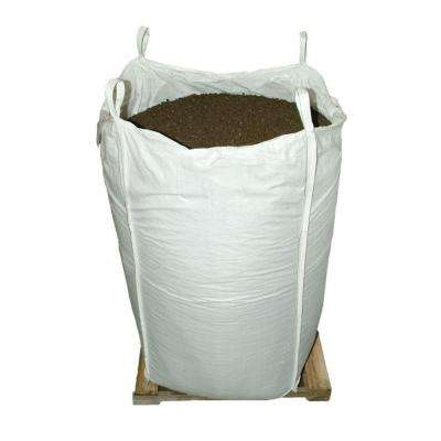 76.9 cu. ft. Mocha Brown Rubber Mulch