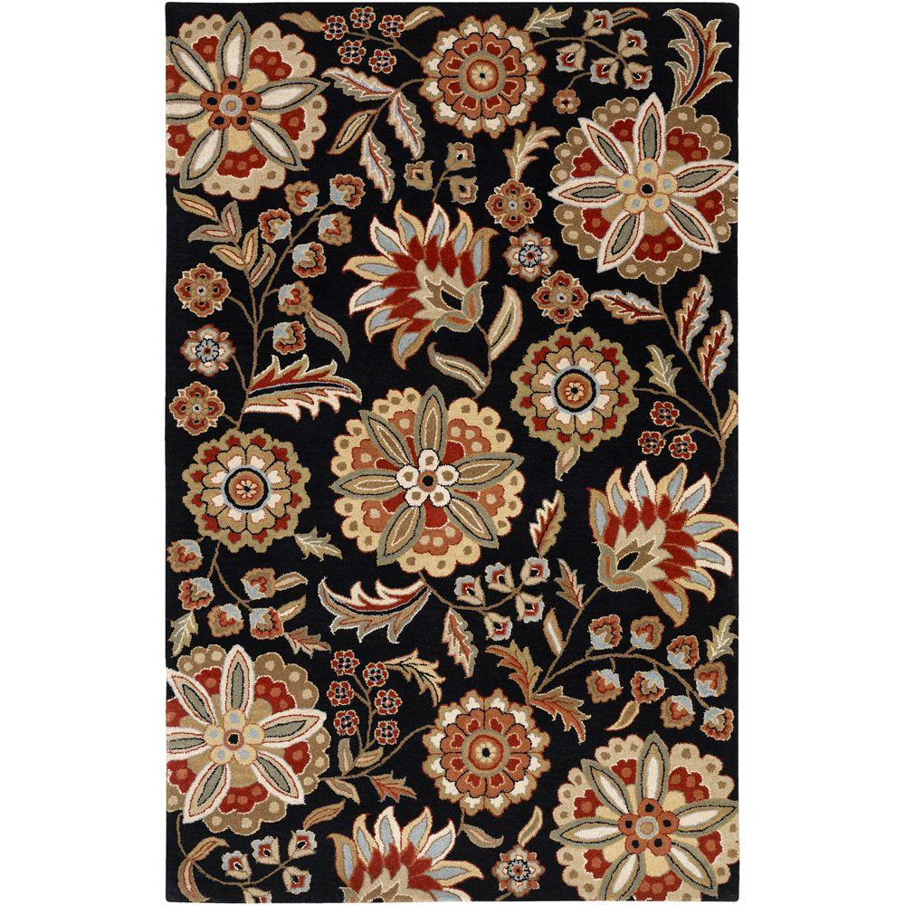Artistic Weavers Alstonia Red 2 Ft X 3 Ft Indoor Area Rug S00151003114 The Home Depot