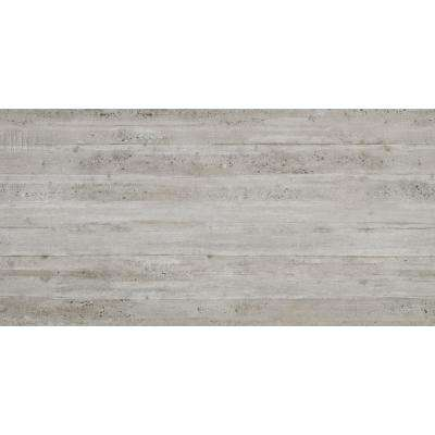Cassero Gray Matte 23.62 in. x 47.24 in. Porcelain Floor and Wall Tile (15.5 sq. ft. / case)