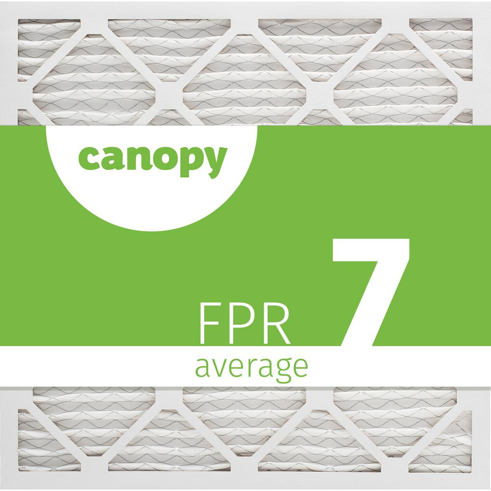 Canopy 12 in. x 12 in. x 1 in. FPR 7 Air Filter  sc 1 st  Home Depot & Canopy 12 in. x 12 in. x 1 in. FPR 7 Air Filter (6-Pack)-3112S ...