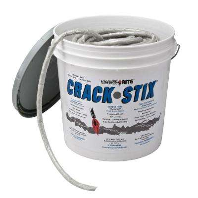 16 lb. 125 ft. Medium Gray Permanent Concrete Joint and Crack Filler