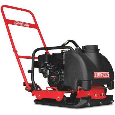 5.5 HP Vibratory Plate Compactor Asphalt/Soil Compaction with Honda Engine