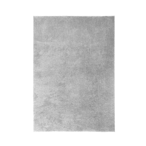 Home Decorators Collection Ethereal Shag Grey 5 Ft X 7 Ft Indoor Area Rug 447113 The Home Depot