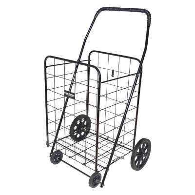 Jumbo Cart in Black