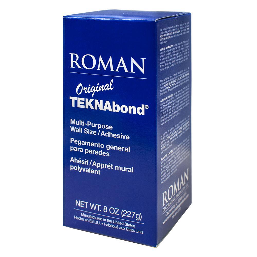 Teknabond 8 oz. Multi-Purpose Wall Size/Adhesive