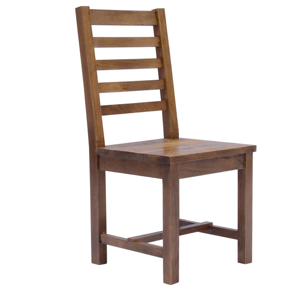natural wood dining chairs style bali dining table decor solid natural wood chair chairdc38 the home depot