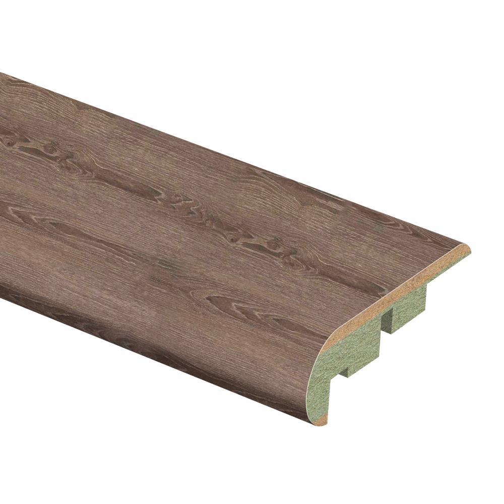 Cashmere Oak 3/4 in. Thick x 2-1/8 in. Wide x 94