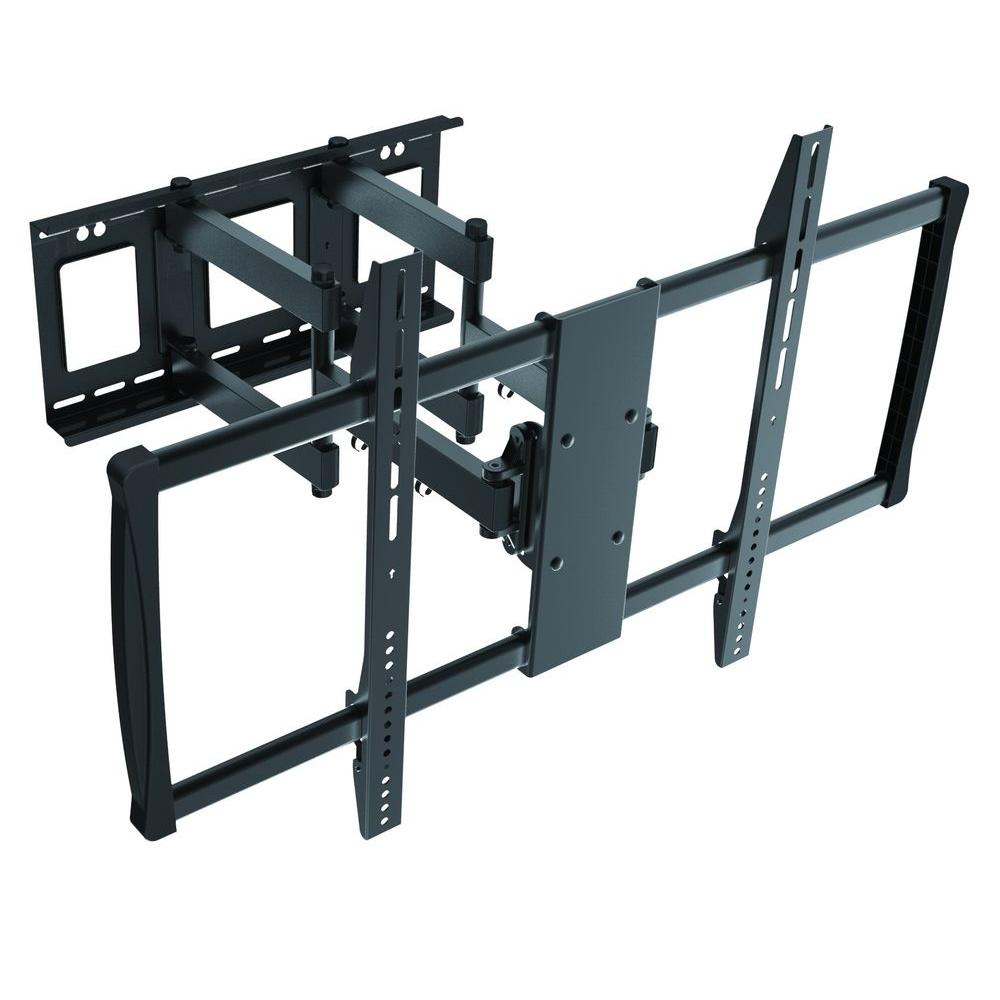 Inland Low Profile Full Motion Tv Wall Mount For 60 In 100