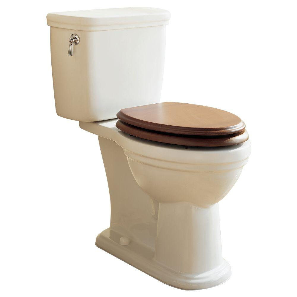 Porcher Calla II Toilet in White-DISCONTINUED