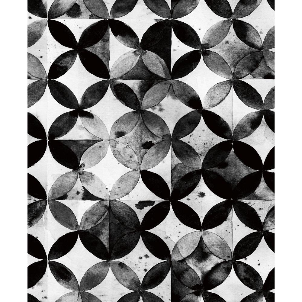 28.29 sq. ft. Paul Brent Moroccan Tile Peel and Stick Wallpaper