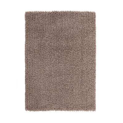Elegance Taupe 5 Ft X 7 Area Rug