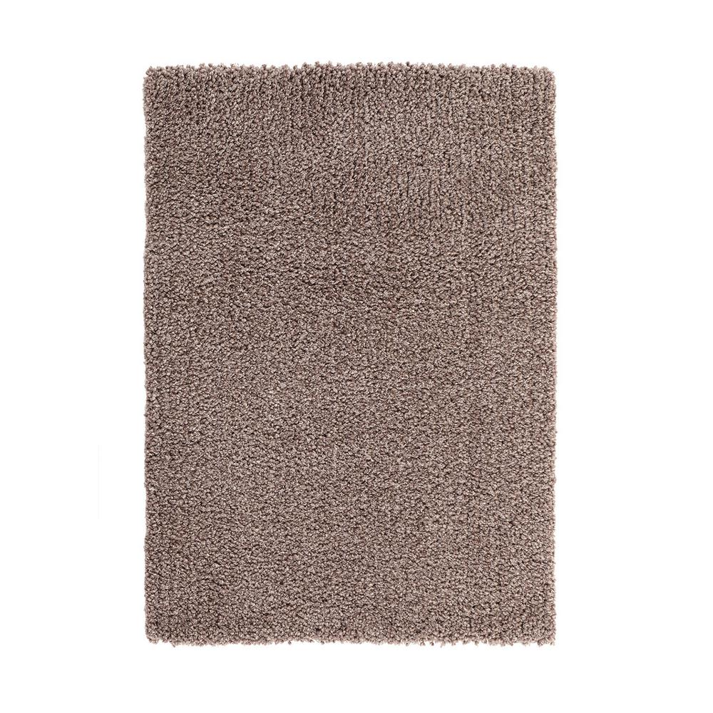 Home Decorators Collection Moonlight Shag Taupe 5 Ft X 7