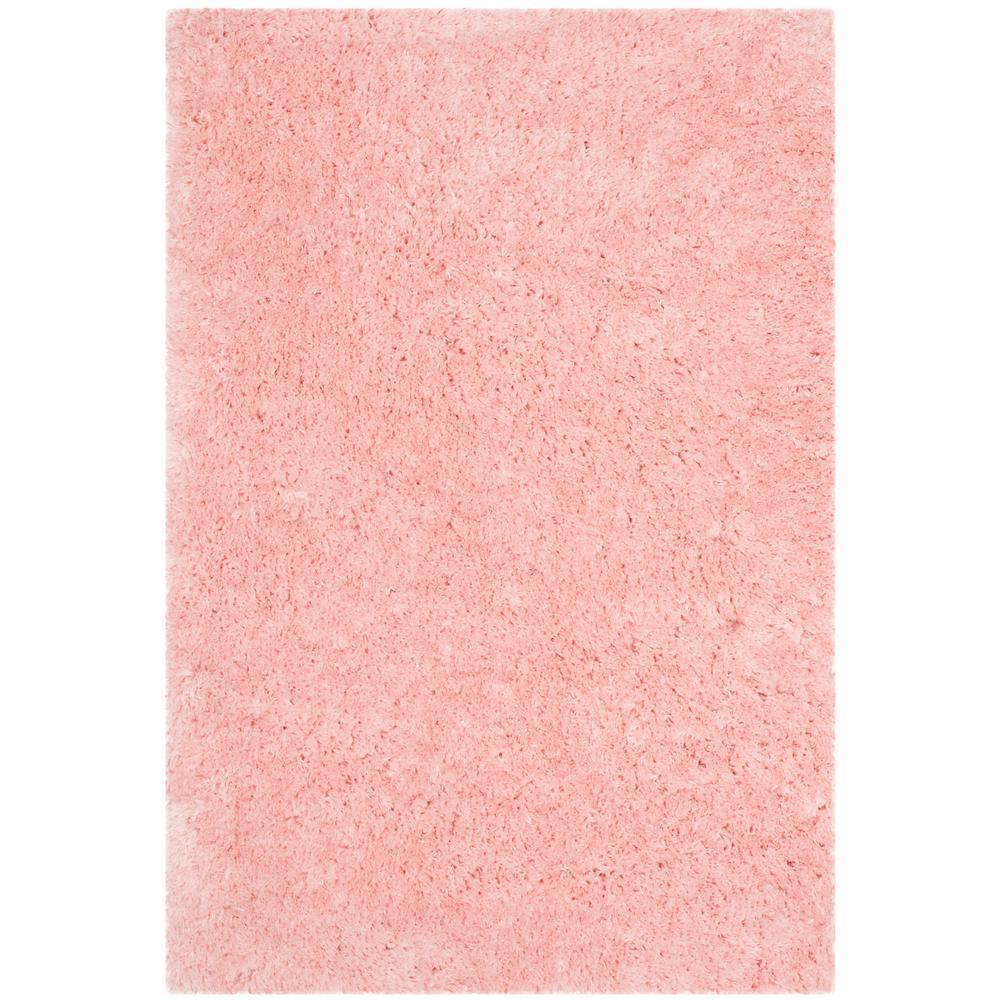 Safavieh Arctic Shag Pink 5 Ft. X 7 Ft. 6 In. Area Rug
