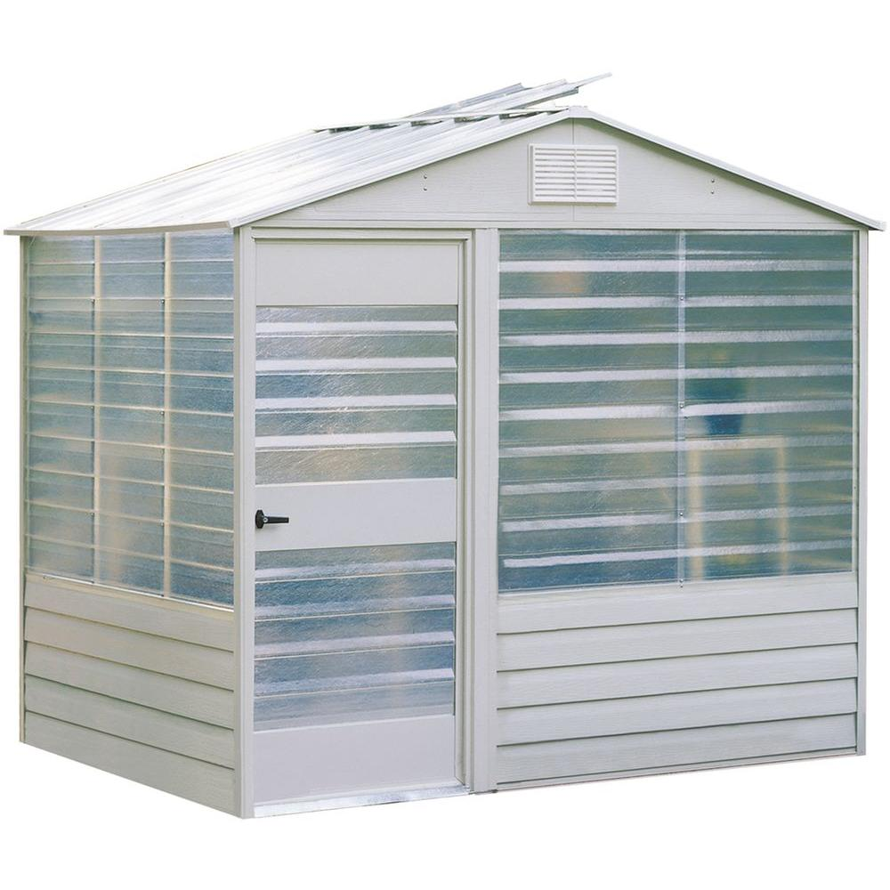 Arrow 8 ft. x 6 ft. Greenhouse-DISCONTINUED