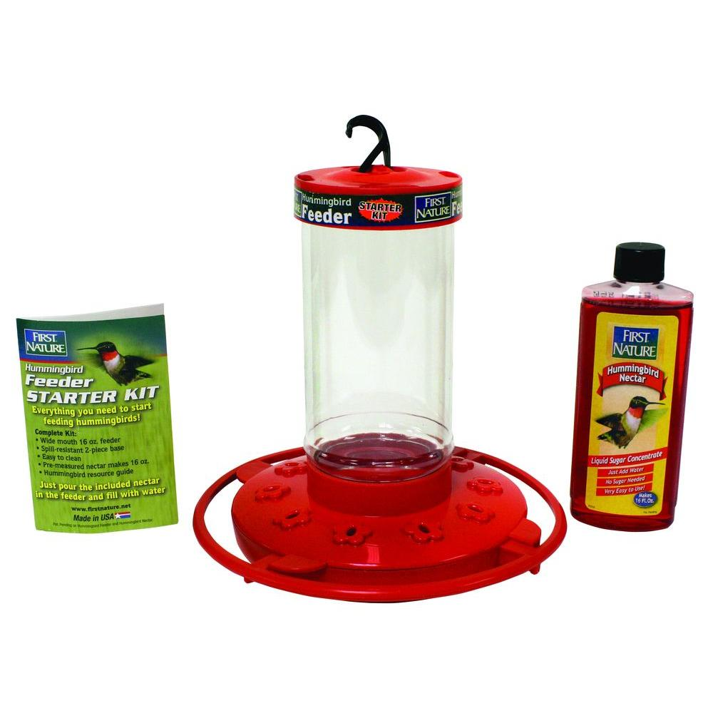 16 oz. Hummingbird Starter Kit