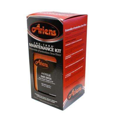 Sno-Thro Maintenance Kit for Ariens Deluxe, Platinum and Professional Models