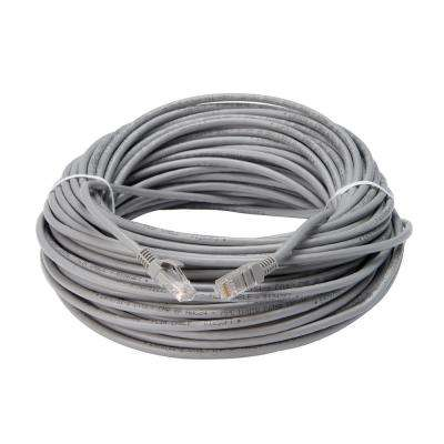 200 ft. High Performance In-Wall UL/cUL Rated Cat5E Ethernet Cable for NVR Security Systems