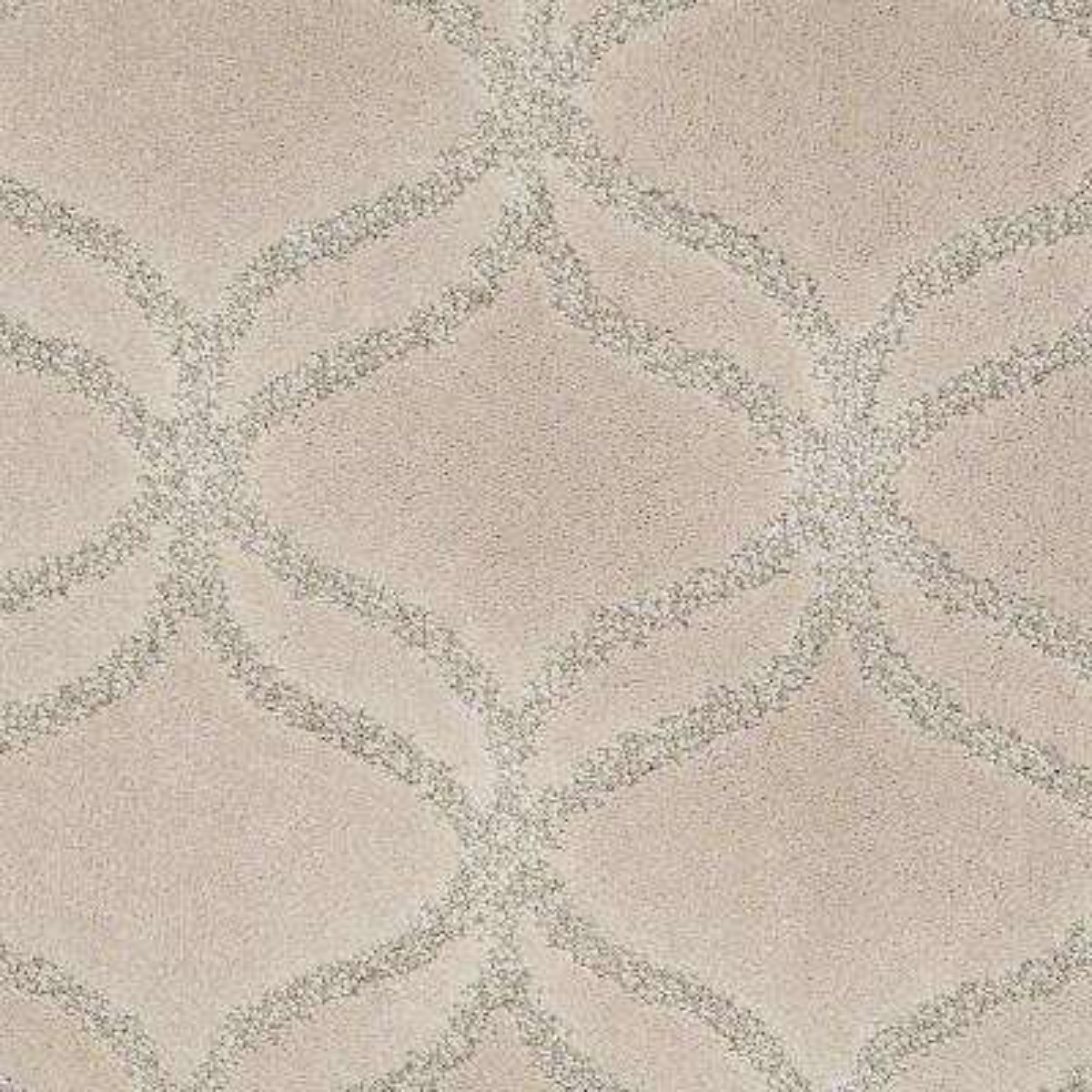 Kensington - Color Fossil Pattern 12 ft. Carpet