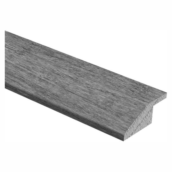 Oak Honey Parquet 5/16 in. Thick x 2-3/4 in. Wide x 94 in. Length Hardwood Stair Nose Molding Flush