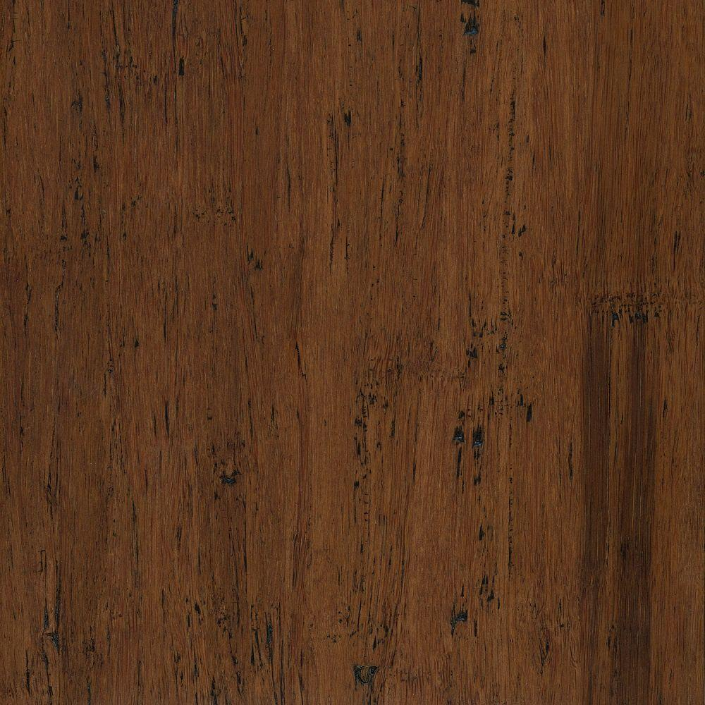 Engineered Strand Woven Bamboo Flooring: Home Legend Take Home Sample