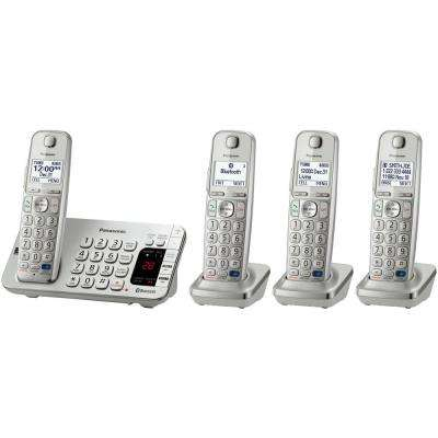 Link2Cell 4-Handset Digital Cordless Bluetooth Cellular Convergence Solution